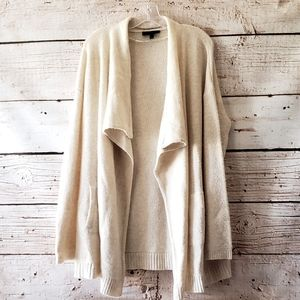 Lane Bryant Wool Blend Cardigan Size 14/16